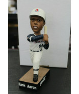 Hank Aaron Bobble Head SGA Coca Cola Aaron Alexander Global Bobble Braves  - $79.19