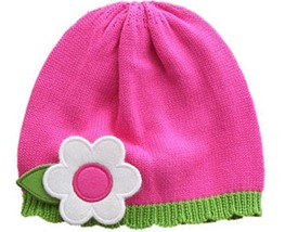 Pink Baby Girl Hat Infant Hat Knitted Hats For Baby - $24.04