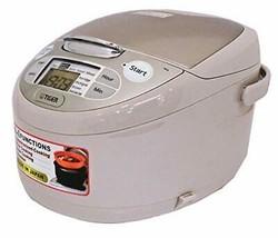 rice cooker tiger JAX-S10W CZ 220V made in Japan - $272.19