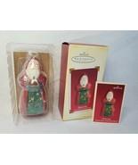 Hallmark Keepsake Ornament Santas From Around the World England Christma... - $18.66