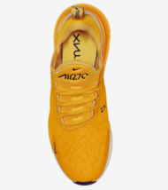 "Nike Air Max 270 Running Shoes for Men ""Yellow / White"" image 4"
