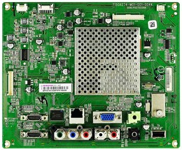 Vizio 756XECB02K049 XECB02K049030X Main Board for E280I-B1 - $14.02