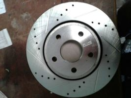 Power Stop AR83076XL Left Drilled and Slotted Disc Brake Rotor (jew) image 3