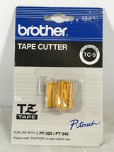 Brother Tape Cutter TC-9 TZ Tape For Use With PT - 320 / PT - 340 - $23.36