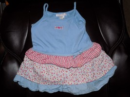 Janie and Jack Sun Dress  Size 6-12 Months Girl's EUC - $14.40