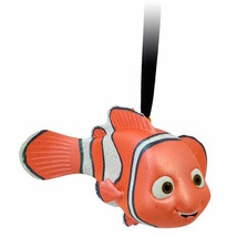 disney parks resin finding nemo christmas ornament new with tag - $24.14