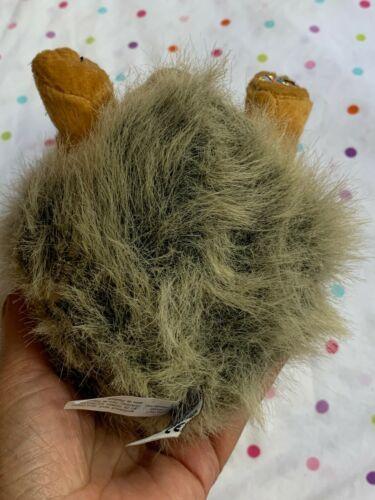 "Webkiz Hedgehog Ganz HM130 No Code 7"" plush stuffed animal Used Free Shipping image 5"
