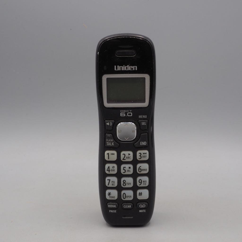 Uniden D1484-3BK Cordless Expansion Handset Phone