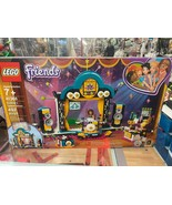LEGO Friends 41368 Andrea's Talent Show (492 pc) Stage & Accessories NEW... - $29.65