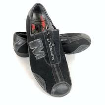 Merrell Women's Black Zipper Arabesque Athletic Sport Shoes Sz 6.5 - $29.70