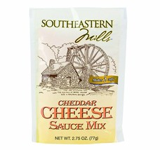 Southeastern Mills Cheddar Cheese Sauce Mix, 2.75 Oz. Package (Pack of 12) - $27.31