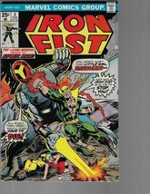 Iron Fist #3 (Marvel, 1975) Mid-grade - $9.90