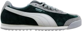 Puma Roma Pigskin Dark Green/Vapor Blue-Vaporous Gray 247460 31 Men's SZ 10 - $38.40