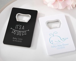 36-Personalized Baby Shower Bottle Openers  - $52.99