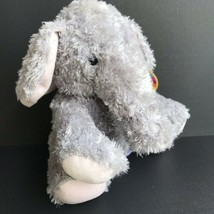 Melissa & Doug Sterling Elephant 12 Inch Stuffed Animal Plush NEW W/Tags -e - $14.25