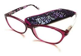 Diana by Foster Grant Reading Glasses Eyeglasses with Soft Case +2.00 - $15.99