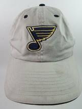 St Lewis Blues Hockey Strap Back Cap Hat - £8.38 GBP