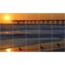 Sunset Photo Tile Murals BZ30483. Kitchen Backsplash Bathroom Shower Wal... - $150.00+