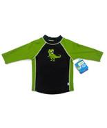 i play Long Sleeve Rashguard Shirt L 12-18 Months Dinosaur T-Rex Swim To... - £10.86 GBP