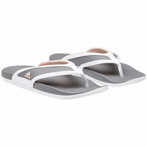 NEW adidas Ladies' Flip Flop Sandal GRAY SELECT SIZE FREE SHIPPING - $25.99