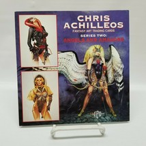 Chris Achilleos Series 2 Angels and Amazons 1994 FPG Deluxe Promo #16 - $8.88