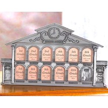 School House History Photo Frame Child Schoolhouse - $21.63