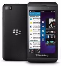 "NEW BlackBerry Z10 4.2"" 16GB | 4G LTE (GSM UNLOCKED) Smartphone - Black STL100-3"