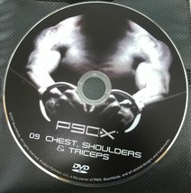 Chest Shoulders & Triceps - 09 P90X DVD - Beachbody - Replacement Disc Only - $10.06