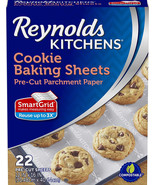Reynolds Kitchens Non-Stick Baking Parchment Paper Sheets - 12x16 Inch, ... - $10.99