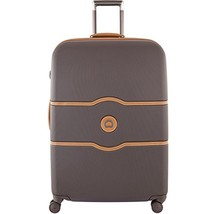 Delsey Luggage Chatelet Hard+, Large Checked Luggage, Hard Case Spinner ... - $433.90