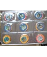 Super Star Sports Coins , 1984,5,6  , Lot of 21 Assorted - $34.91