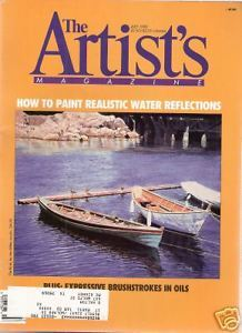 Primary image for The Artist's Magazine July 1990