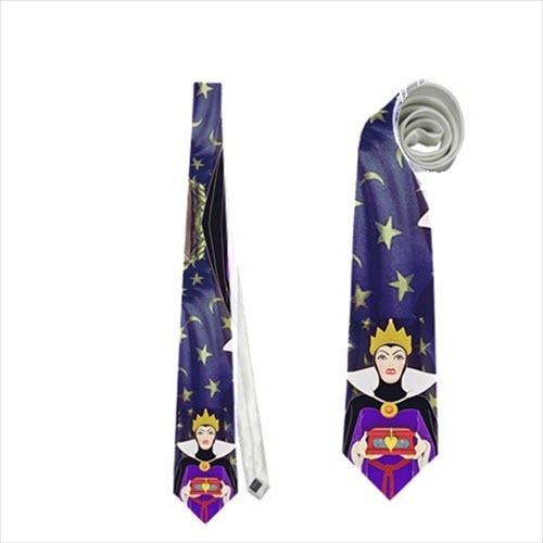 Necktie tie snow white evil queen grimhilde