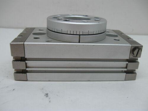 Smc MSQB20A-F9BVL Misura 20 Rotante Attuatore image 4
