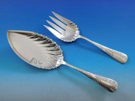 "Nightingale by Gorham Sterling Silver Fish Serving Set 2-Piece 10 1/4"" Bird - $489.00"