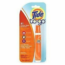 Tide-To-Go #1 Instant Stain Remover Pen -10ml-  sealed new!  store image 2