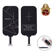Wireless Charger Receiver, Nillkin [Magic Tag] Qi Wireless Charger Charg... - $11.69