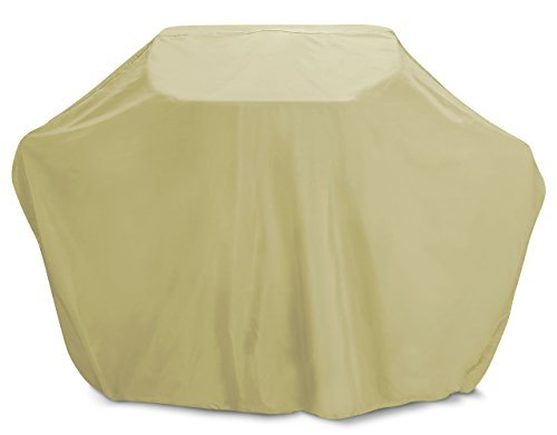 Primary image for Eevelle Portofino BBQ Grill Cover | Tan (X-Large)
