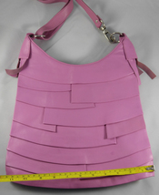 Kyss Handbags Designer Krista Orr Pink Shoulder Strap Purse Plymouth, Michigan image 14