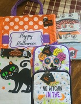 Happy Halloween Novelty Treat Bag Filled with Holiday Decor (1) - $28.50