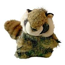 "Folkmanis Mini Raccoon Finger Puppet Plush 6"" Realistic Wild Life Toy  - $9.89"
