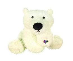 Polar Bear Webkinz Lil Kinz Small Beanbag Plush Stuffed Animal Toy No Co... - $4.74