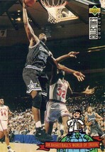 1994-1995 Upper Deck Collectors Choice Card Shaquille O'Neal #400 Orland... - $1.97