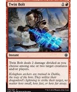 Magic The Gathering-Conspiracy: Take The Crown-TWIN BOLT - $0.05