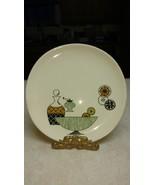 """RARE Vintage Mid-Century Crooksville Salad Plate 8"""" - $43.00"""