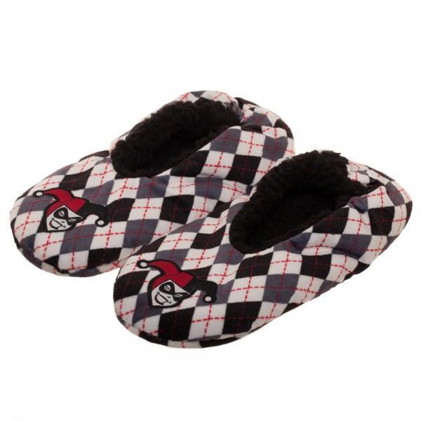 Harley quinn cozi slipper socks 2