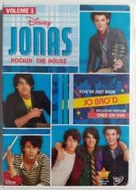 DVD  -  JONAS ( MUSIC )  -  MOVIE - $3.00