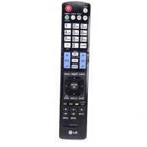 Used Original AKB72914018 For Lg 3D Lcd Tv Hdtv Remote Control 43UH610A 49UH610A - $13.54