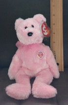 "Ty Beanie Babies ""MOM-e 2003"" Mother's Day Teddy Bear - Mwmt! Ty Store Exclusive - $3.95"