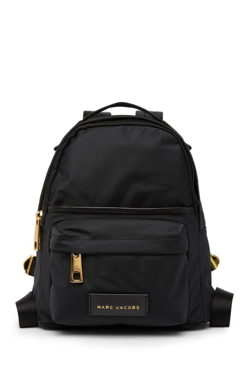 Marc Jacobs Mini Varsity Nylon Backpack (Black) - $198.00